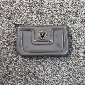 Marc Jacobs Patent Leather Turnlock Change Wallet